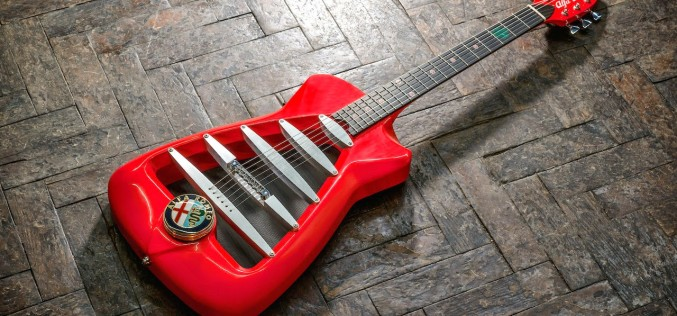 THE ALFA ROMEO GUITAR