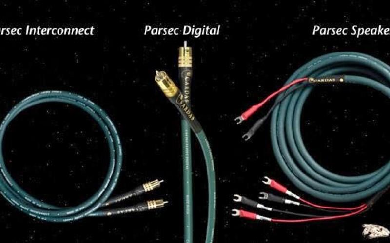 CARDAS PARSEC SPEAKER & DIGITAL