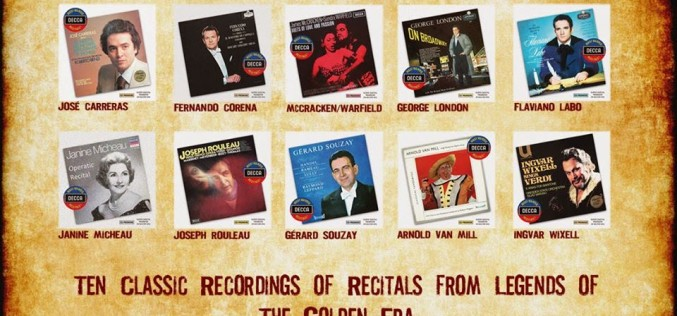 DECCA'S MOST WANTED RECITALS