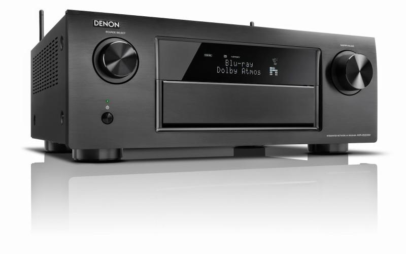 DENON AVR-X5200W & AVR-X4100W