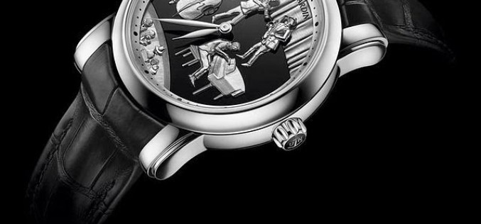 ULYSSE NARDIN JAZZ MINUTE REPEATER