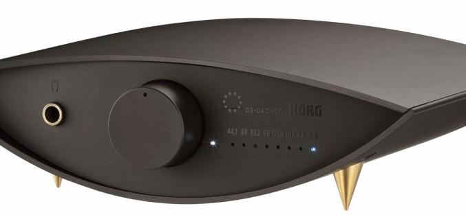 RECENZJA: KORG DS-DAC 100