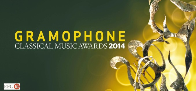 GRAMOPHONE CLASSICAL MUSIC AWARDS 2014