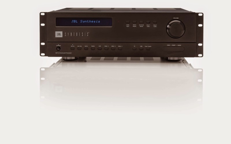 JBL SYNTHESIS SDP-25 & SD7200