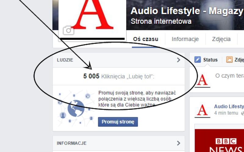 AUDIO LIFESTYLE 5000
