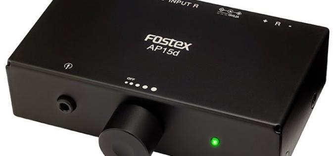 FOSTEX AP15D