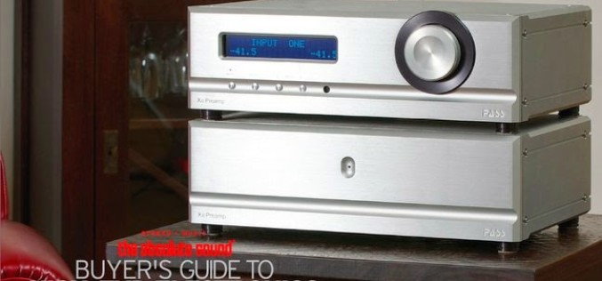 THE ABSOLUTE SOUND 2014 GUIDE TO HIGH-END ELECTRONICS