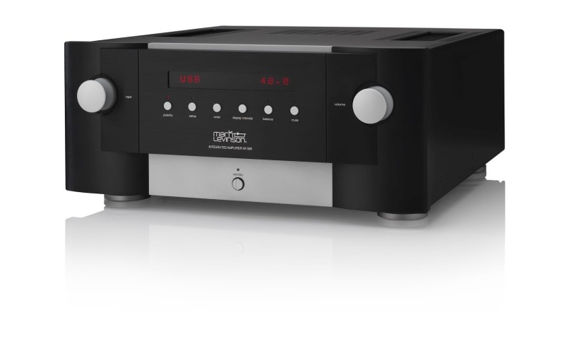 TEST: MARK LEVINSON No.585
