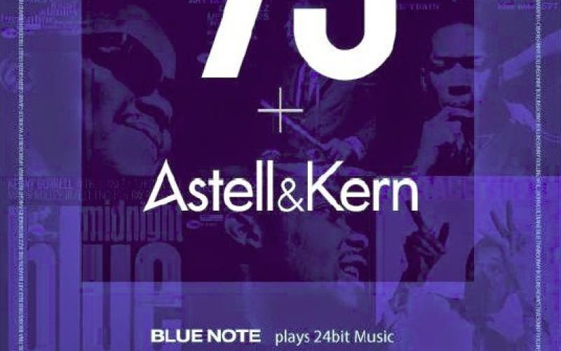 ASTELL KERN AK 240 BLUE NOTE 75