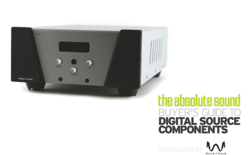 THE ABSOLUTE SOUND BUYER'S GUIDE TO DIGITAL SOURCE COMPONENTS 2014