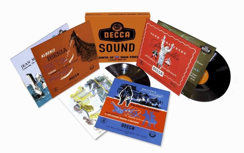 DECCA SOUND: MONO YEARS 1944-1956
