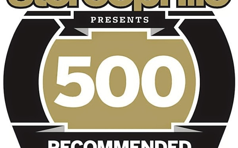 STEREOPHILE 500 RECOMMENDED COMPONENTS