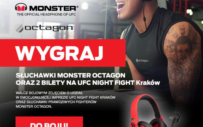 MONSTER x UFC