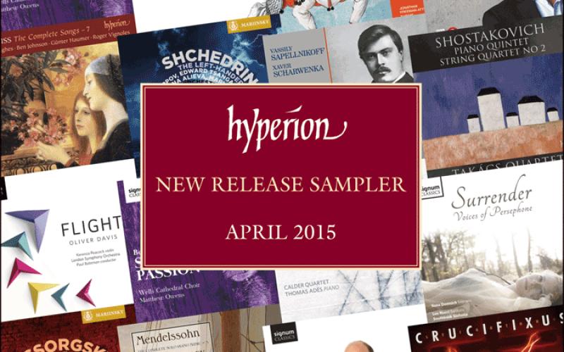 HYPERION APRIL 2015
