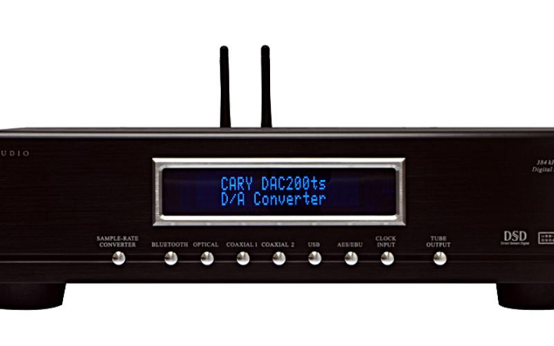 CARY AUDIO DAC-200ts