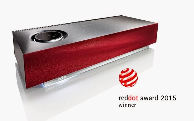 NAIM MU-SO x RED DOT AWARD 2015