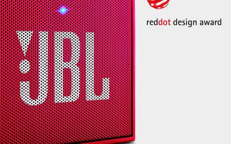 RED DOT DLA JBL GO