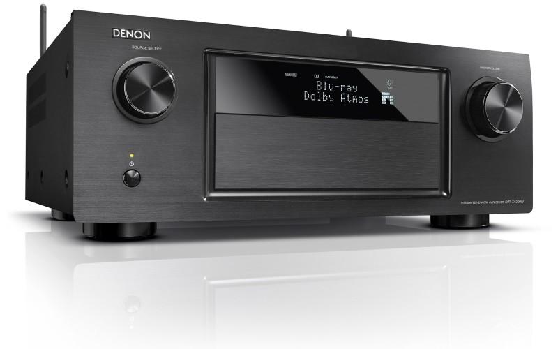 DENON AVR-X4200W & AVR-X3200W