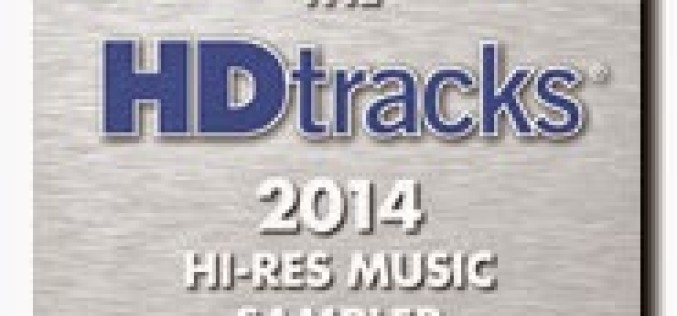 THE HDtracks 2014 HI-RES MUSIC SAMPLER