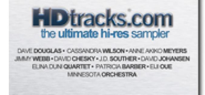 HDTRACKS 2013 SAMPLER
