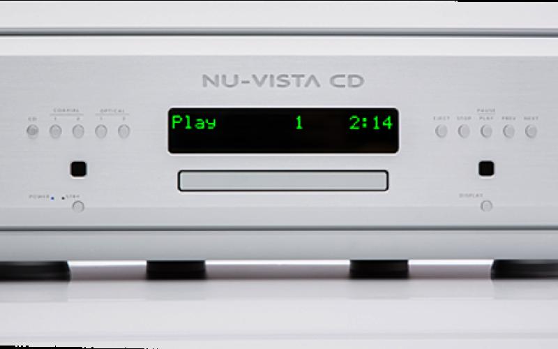 MUSICAL FIDELITY NU-VISTA CD
