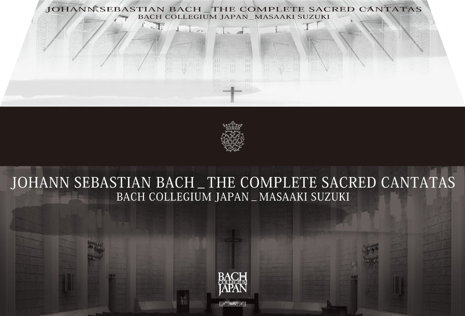 Bach The Complete Sacred Cantatas Bach Collegium Japan