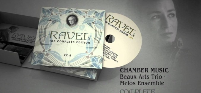 COMPLETE RAVEL EDITION