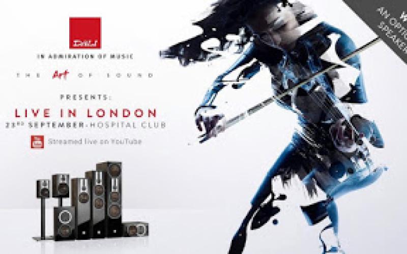 DALI LIVE IN LONDON