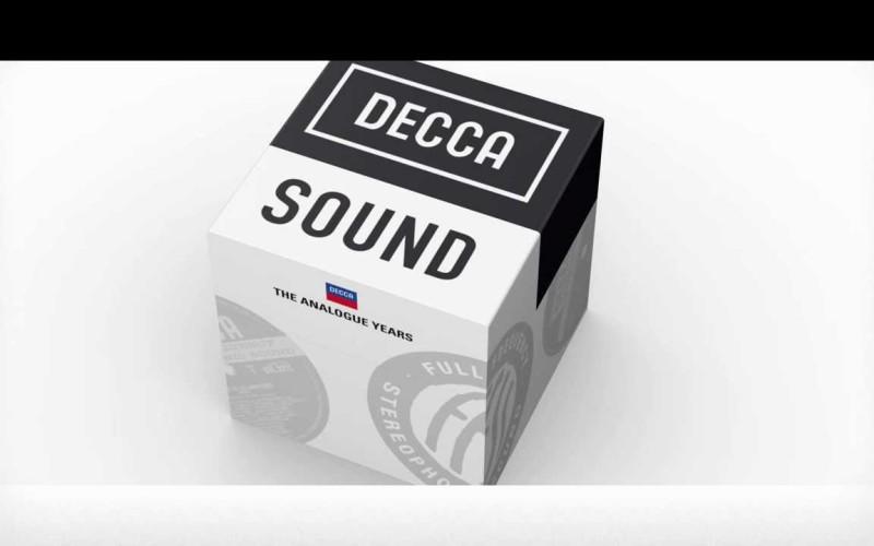 DECCA SOUND – THE ANALOG YEARS