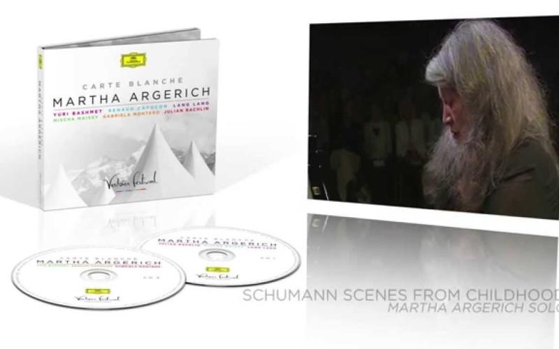MARTHA ARGERICH: CARTE BLANCHE