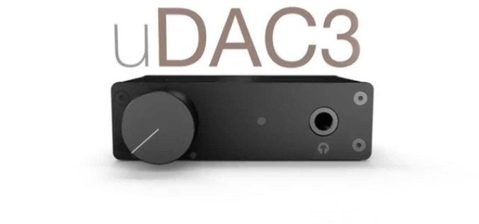 OPTOMA NUFORCE uDAC3