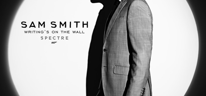 SAM SMITH: WRITING'S ON THE WALL