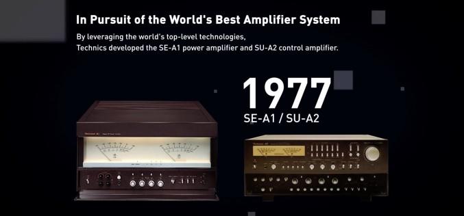 TECHNICS HISTORY OF 50 YEARS