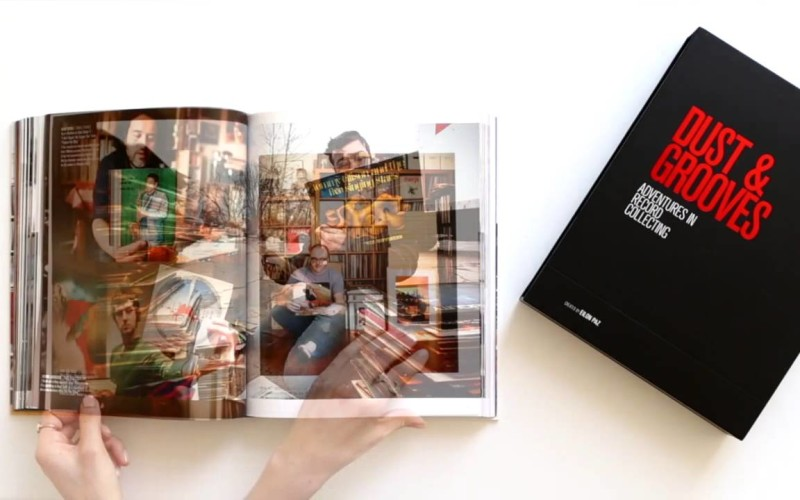 THE DUST AND GROOVES LIMITED EDITION BOOK