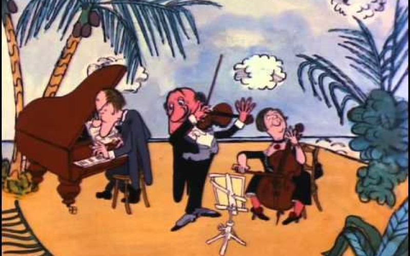 THE HOFFNUNG PALM COURT ORCHESTRA