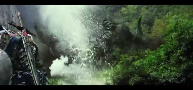 "THE SOUND OF ""TRANSFORMERS: AGE OF EXTINCTION"""