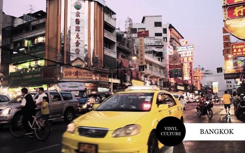 VINYL CULTURE: BANGKOK