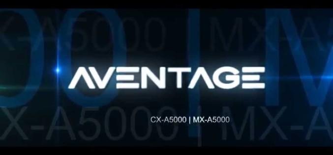 YAMAHA AVENTAGE CX-A5000 & MX-A5000