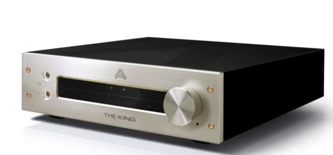Audeze Bascom King Headphone Amplifier