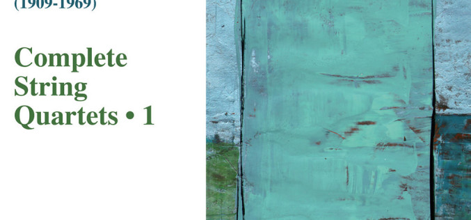 Bacewicz: Complete String Quartets vol. 1