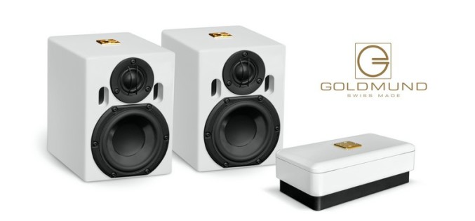 GOLDMUND TALISMAN AUDIO SYSTEM
