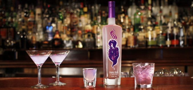 PURPLE HAZE LIQUEUR