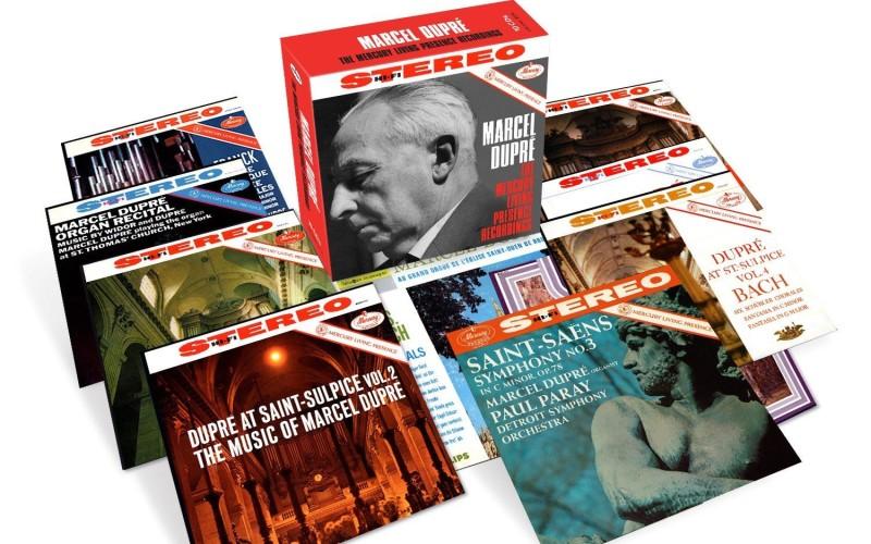 MARCEL DUPRE: THE MERCURY LIVING PRESENCE RECORDINGS