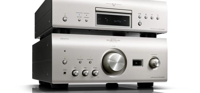 DENON PMA-2500NE & DCD-2500NE