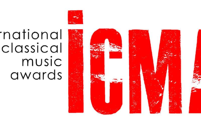 INTERNATIONAL CLASSICAL MUSIC AWARDS 2016