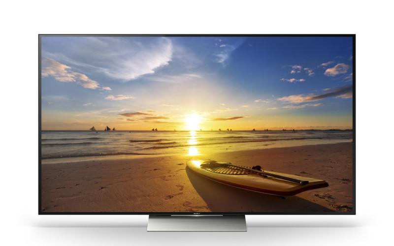 SONY 4K HDR TV 2016