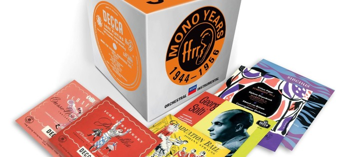DECCA SOUND – MONO YEARS 1944-1956