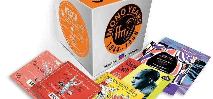 DECCA SOUND – MONO YEARS 1944-1956