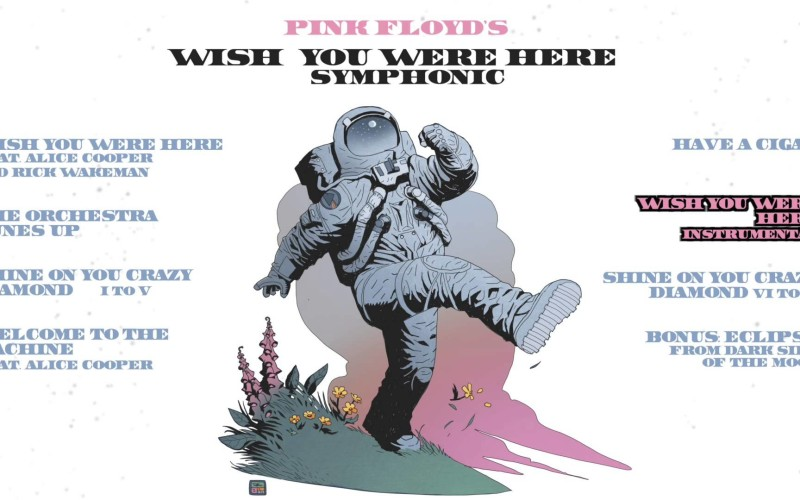 PINK FLOYD'S WISH YOU WERE HERE SYMPHONIC