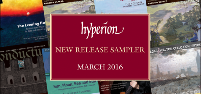 HYPERION MARCH 2016